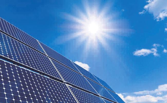Solar Energy Corporation of India Praises Andhra Pradesh Govt - Sakshi