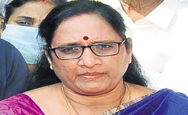 AP Womens Commission Chairman Vasireddy Padma On Harrassment issues - Sakshi