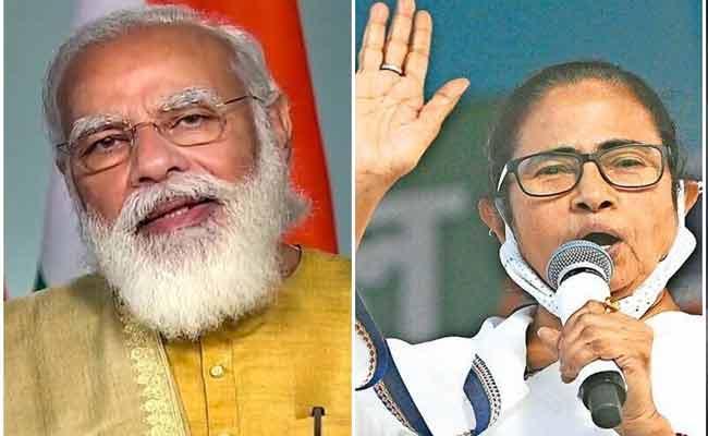 Narendra Modi, Mamata Banerjee Is On 2021 TIME 100 List - Sakshi