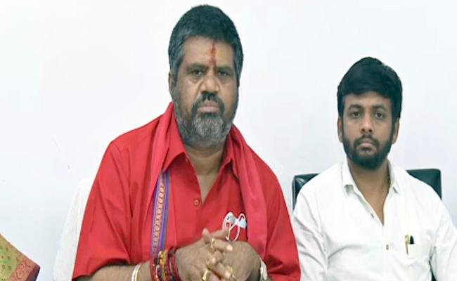 Minister Avanthi Srinivas Comments On Ayyanna Patrudu - Sakshi
