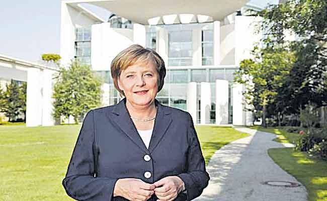 Sunanda Rao Erdem Article On Angela Merkel Prepares to leave Office - Sakshi