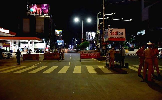 Night curfew until 30th September Andhra Pradesh - Sakshi