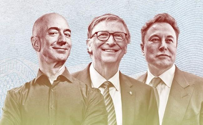 Forbes Billionaires 2021: The Richest People in the World - Sakshi