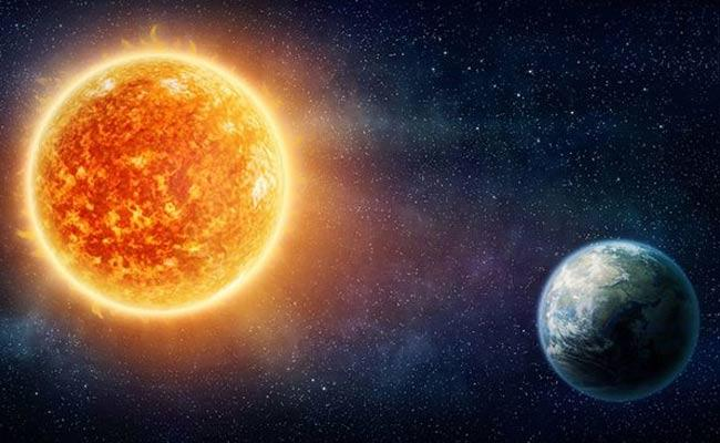 Solar Super Strom Effects Earth Internet System Badly - Sakshi