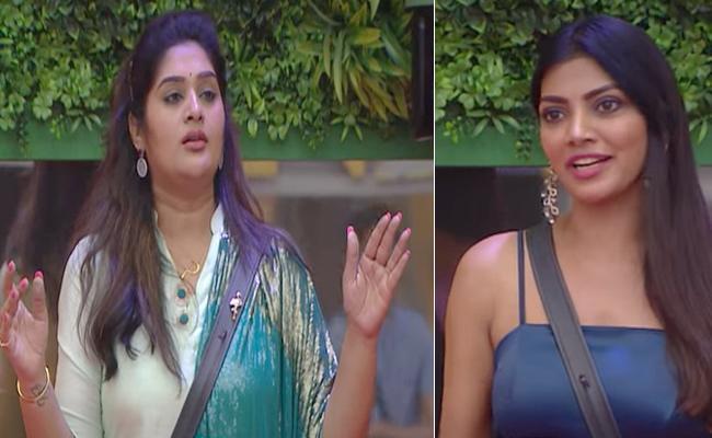 Bigg Boss 5 Telugu: Priya Shocking Comments On Lahari Shari - Sakshi