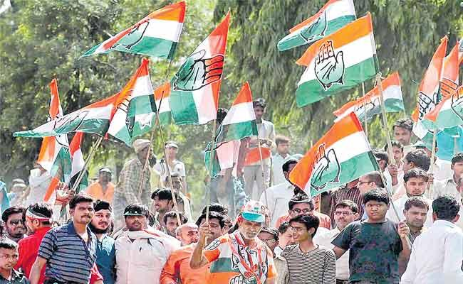 Who is Congress Candidate in Huzurabad Byelection - Sakshi
