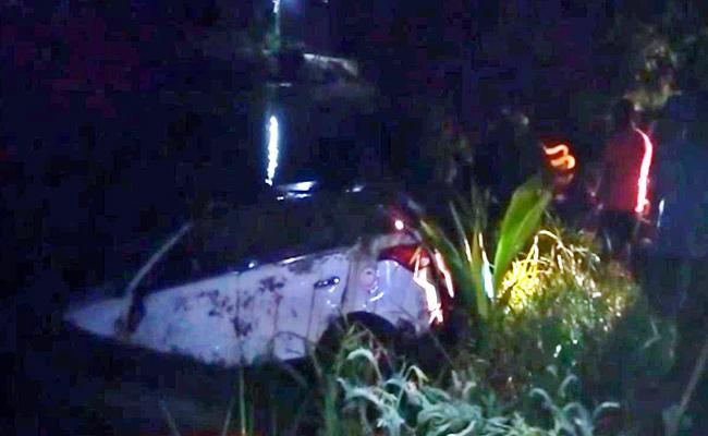 Road Accident Tragedy In West Godavari - Sakshi