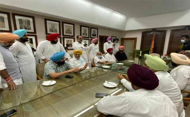 Sakshi Editorial On Punjab Congress Crisis