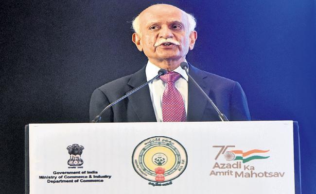 BVR Mohan Reddy Comments On CM YS Jagan - Sakshi