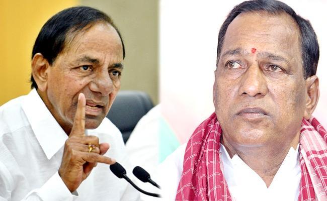 Medchal TRS Clash: Mallareddy And Sharath Chandra Reddy Meets To KCR - Sakshi