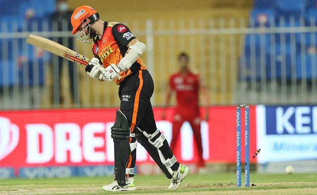 IPL 2021 Punjab Kings Vs Sunrisers Hyderabad Match Live Updates Highlights - Sakshi