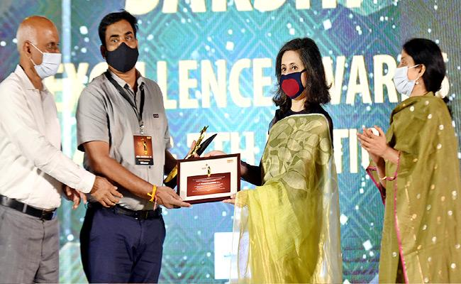 Sakshi Excellence Award: Excellence In Social DevelopmentWinner K Satheesh Kumar