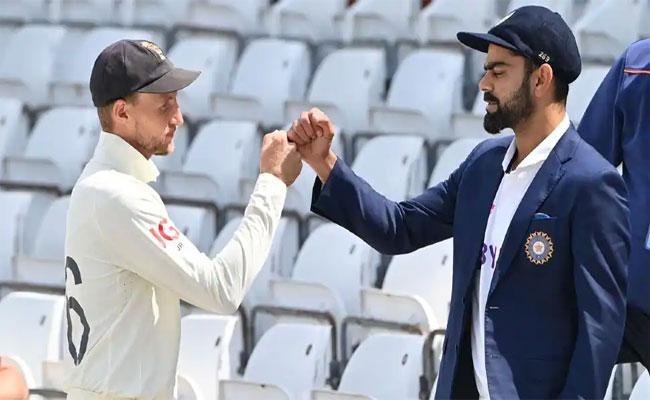 India And England Set To Play Abandoned Manchester Test Match In 2022 - Sakshi