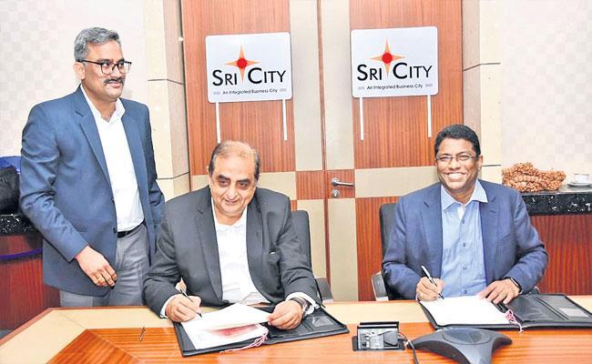 Daikin To Set Up AC Manufacturing Factory in Andhra Pradesh - Sakshi