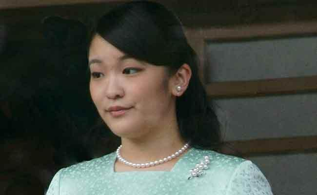 Japan: Princess Mako Decision Refuse Payment For Marriage With Boy Friend - Sakshi
