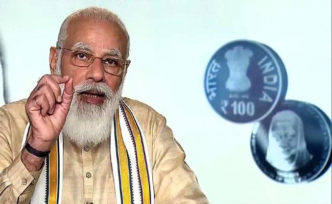 PM Narendra Modi Slightly Richer Than Last Year, Here His Bank Balance - Sakshi