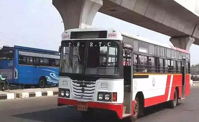 Hyderabad City Buses Within 50 km Of The City - Sakshi