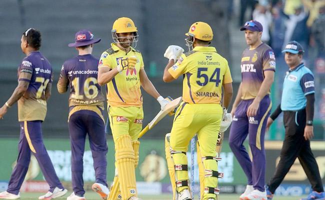 IPL 2021: CSK Vs KKR Updates And Highlights In Telugu 38th Match - Sakshi