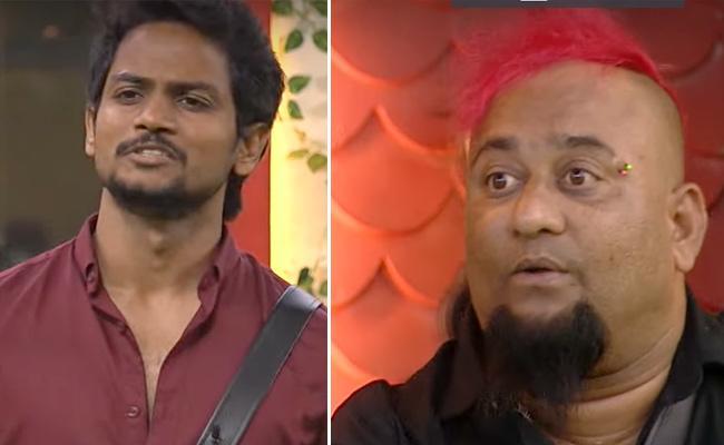 Bigg Boss Telugu 5 Promo: Telugu BB Housemates Fire on Nataraj Master and Lobo - Sakshi