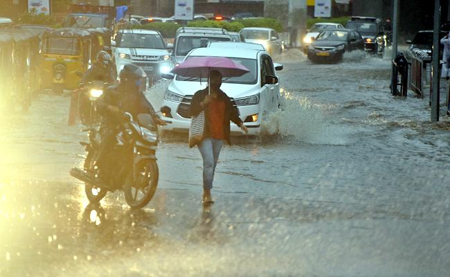 Heavy Rains In Hyderabad: Same Scene Repeats In Every September - Sakshi