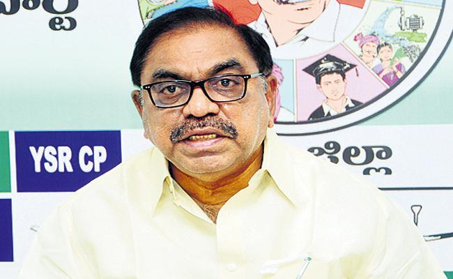 Ramachandraiah Comments On Pawan Kalyan TDP - Sakshi
