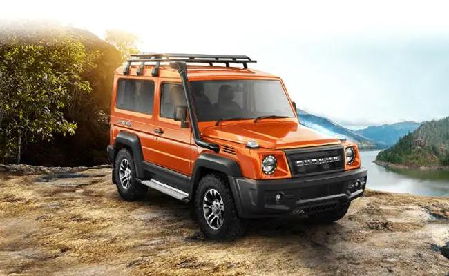 Force Motors Announced The Price Of Upcoming SUV Gurkha - Sakshi