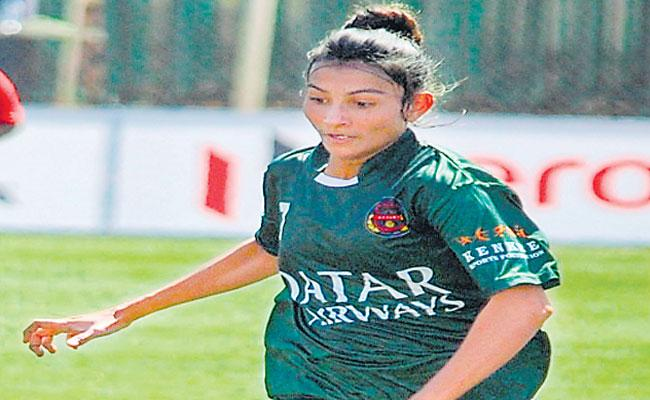 23 Member Squad For India Women's Team Friendlies in UAE Bahrain - Sakshi
