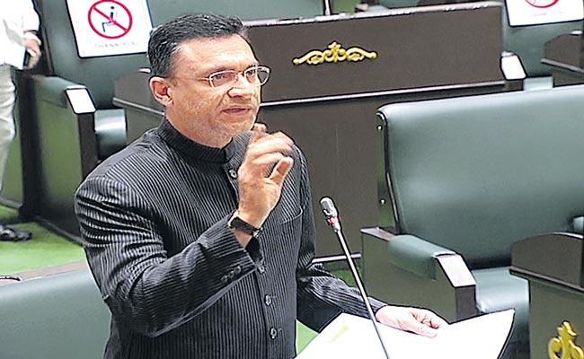MIM Leader Akbaruddin Comments Over Telangana State - Sakshi