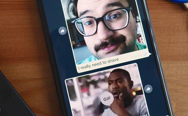 WhatsApp Filter Photos Gif Files Cause Phone Data Hack - Sakshi