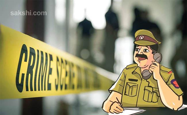 Husband Assassinate His Wife In Vizianagaram District - Sakshi