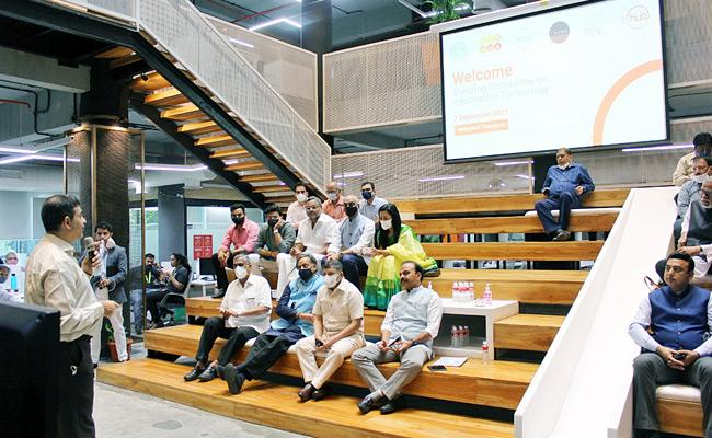 Parliament IT Standing Committee Accolades T IT Hub - Sakshi
