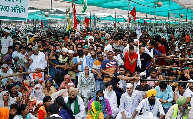 Farmers Protest Against Three Farm Laws Editorial By Vardelli Murali - Sakshi