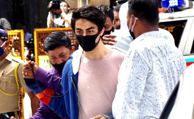 Aryan Khan Did Not Have Cash to Buy Drugs: His Lawyer - Sakshi