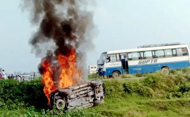 AHead Of UP Assembly Election Lakhimpur Kheri Incident May Damage BJP - Sakshi