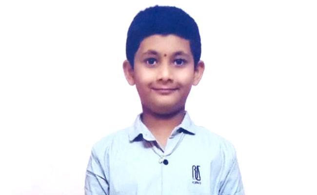 8 Years Child Found Dead At Papaya Garden Chittoor District - Sakshi