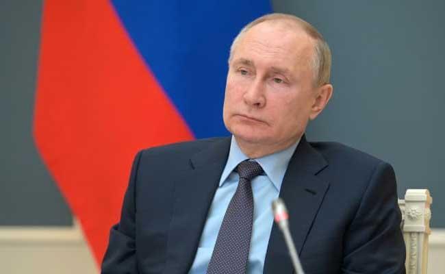 Russia Putin Says Barrel 100 Dollars Quite Possible - Sakshi