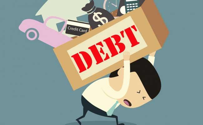 Global Debt Jumps To A New High Of 226 Trillion Dollars Imf - Sakshi