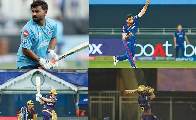 IPL 2021 DC Vs KKR: 4 Milestones To Be Watch Out For In Qualifier 2 - Sakshi