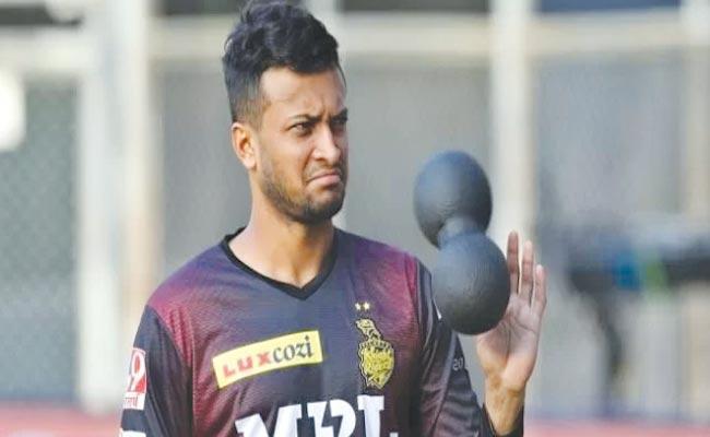 IPL 2021: Shakib Al Hasan Says No Team Will Take KKR Lightly - Sakshi