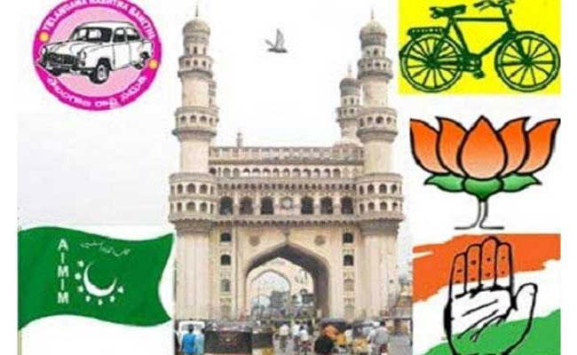 Election Commission Identified 7 National, 4 Regional Parties in Telangana - Sakshi