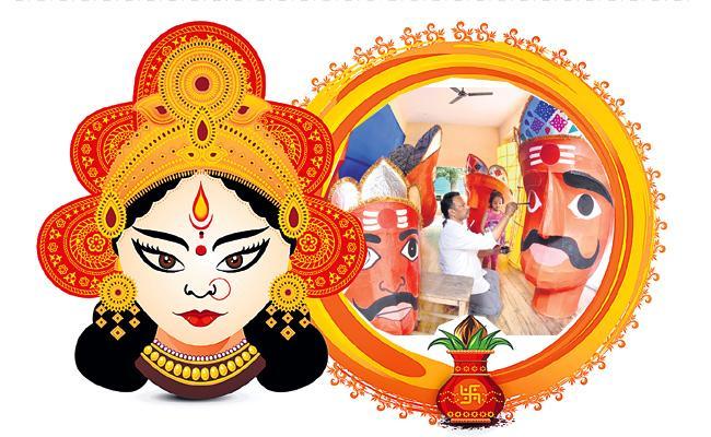 Dussehra 2021: Festival Arrangements In Hyderabad - Sakshi
