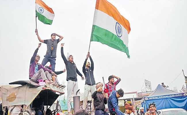 Rangin Pallav Tripathy Guest Column On Protest Is The Fundamental Right - Sakshi