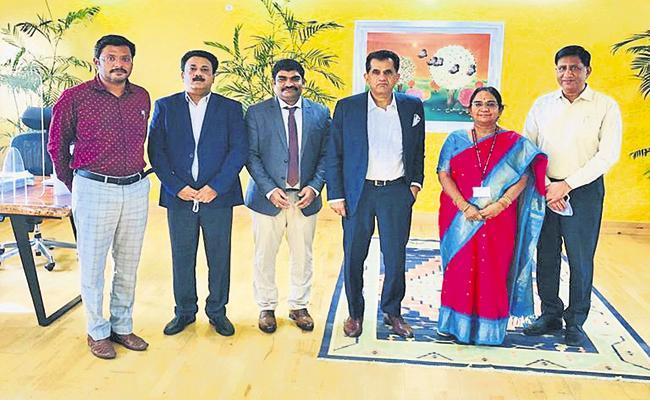 National level Appreciation for RBKs Andhra Pradesh - Sakshi