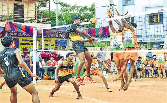 Sports Celebrations across Andhra Pradesh - Sakshi