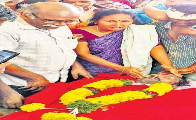 Akkiraju Rama Krishna Son Munna Death Mystery - Sakshi