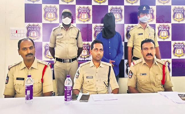 Father Molestation On his own daughter - Sakshi