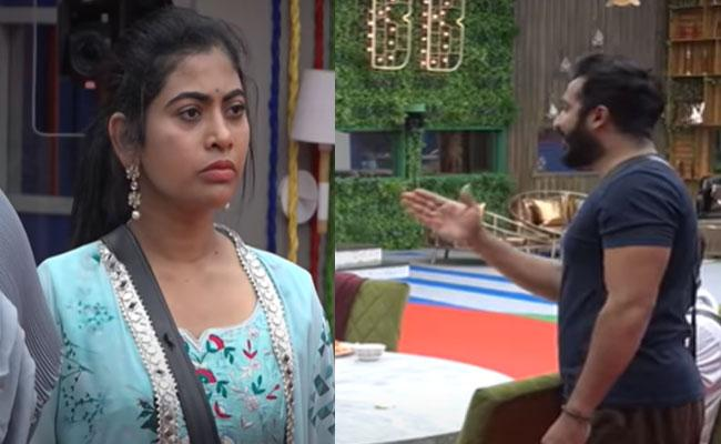 Bigg Boss Telugu 5 Promo: Heated Argument Between Ravi and Kajal - Sakshi