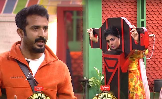 Bigg Boss Telugu 5 Promo: RJ Kajal Worst Performer Of This Week - Sakshi