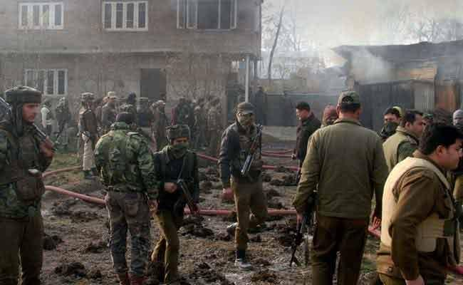Sakshi Editorial Article Over Terror Attacks In Jammu And Kashmir