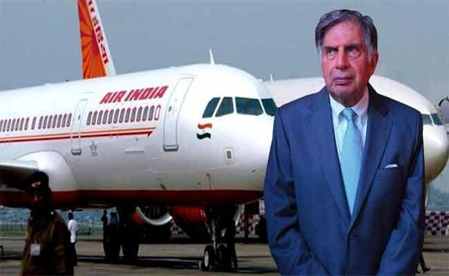 Sakshi Editorial Article On Air India Merge In Tata